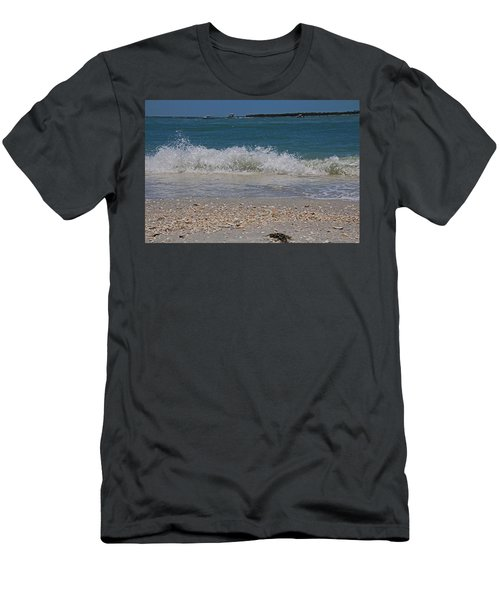 Men's T-Shirt (Athletic Fit) featuring the photograph Verses Out Of Rhythm by Michiale Schneider