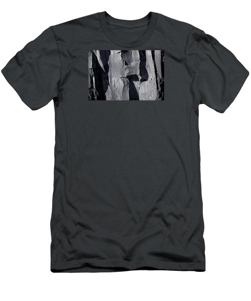 Vertical Trails Men's T-Shirt (Athletic Fit)