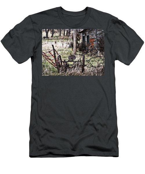 Vesta Field Trip Men's T-Shirt (Athletic Fit)