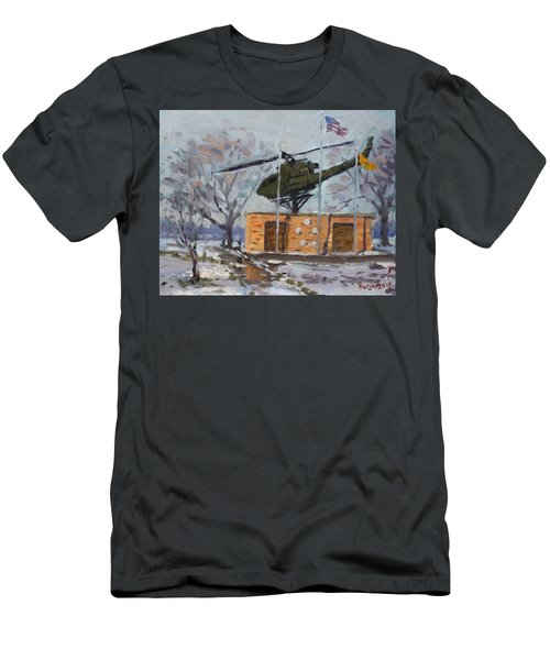 Veterans Memorial Park In Tonawanda Men's T-Shirt (Athletic Fit)