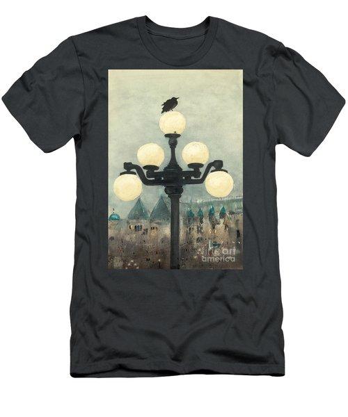 Victoria Evening Men's T-Shirt (Athletic Fit)