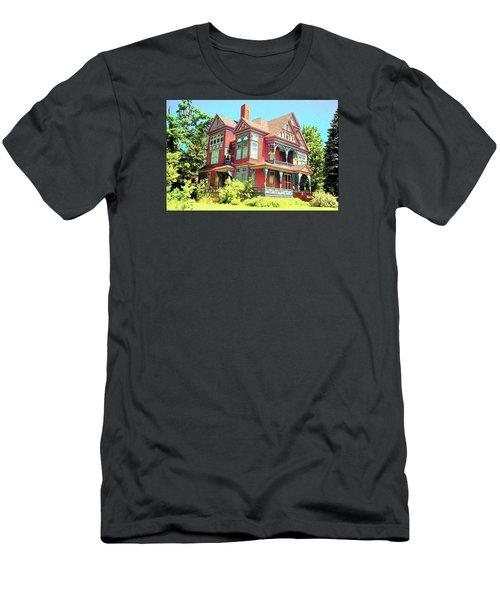 Victorian Men's T-Shirt (Slim Fit) by John Schneider