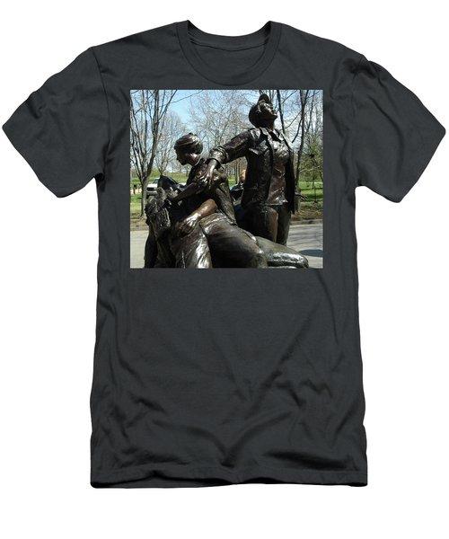 Vietnam Women's Memorial Men's T-Shirt (Athletic Fit)