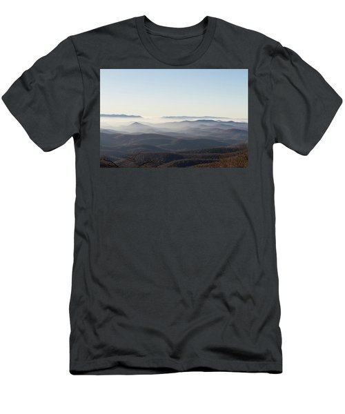 View From Blood Mountain Men's T-Shirt (Athletic Fit)