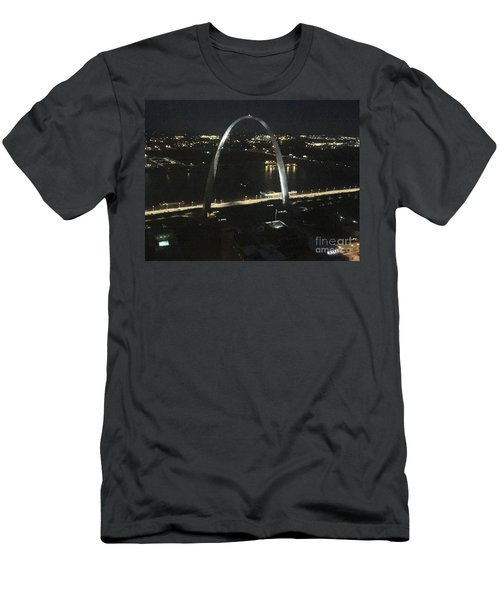 View From Higher Up Men's T-Shirt (Athletic Fit)