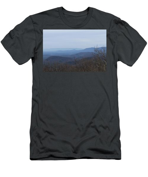 View From Springer Mountain Men's T-Shirt (Athletic Fit)