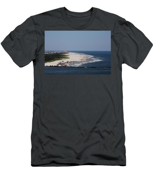 View Of Brigantine Men's T-Shirt (Athletic Fit)