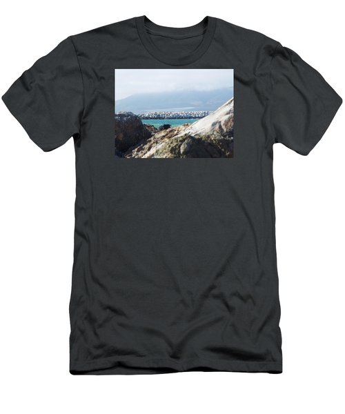 View Of The Inlet Men's T-Shirt (Athletic Fit)