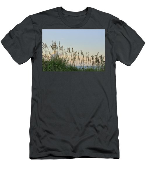 View Through The Sea Oats Men's T-Shirt (Athletic Fit)
