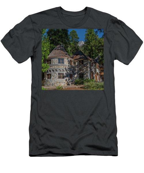 Vikingsholm Men's T-Shirt (Athletic Fit)