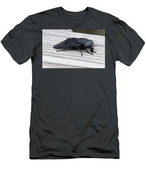 Vincent Price Or Jeff Goldblum? Men's T-Shirt (Athletic Fit)