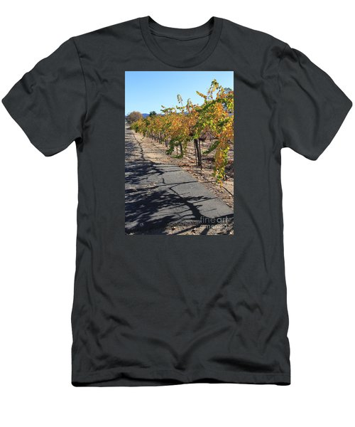 Vineyard Shadows Men's T-Shirt (Athletic Fit)