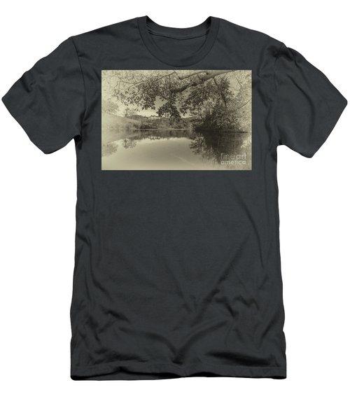 Vintage Biltmore Men's T-Shirt (Athletic Fit)