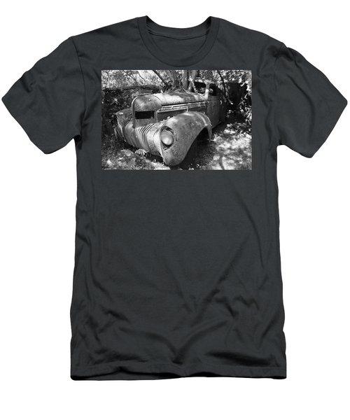 Vintage Car Men's T-Shirt (Athletic Fit)