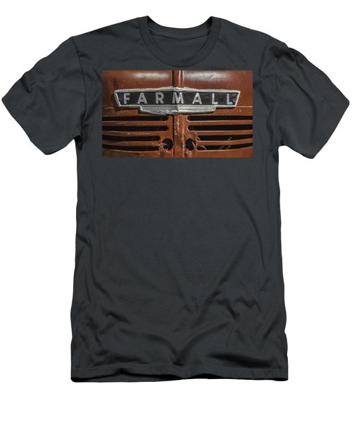 Vintage Farmall Tractor Men's T-Shirt (Athletic Fit)