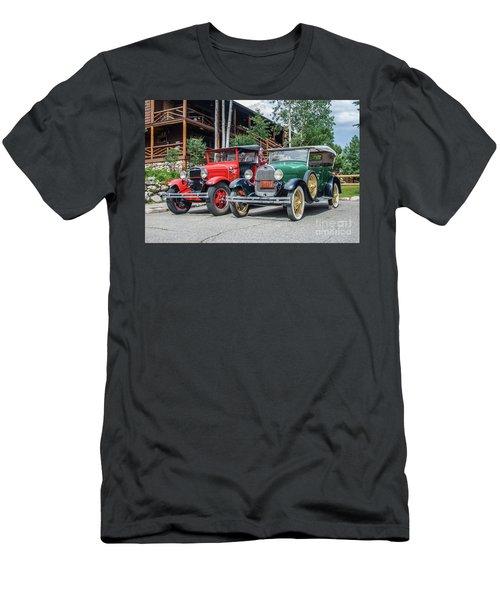 Vintage Ford's Men's T-Shirt (Athletic Fit)
