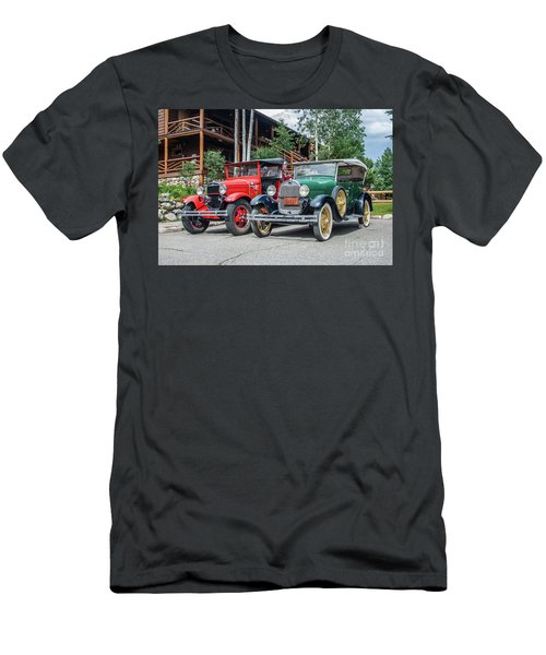 Vintage Ford's Men's T-Shirt (Athletic Fit)