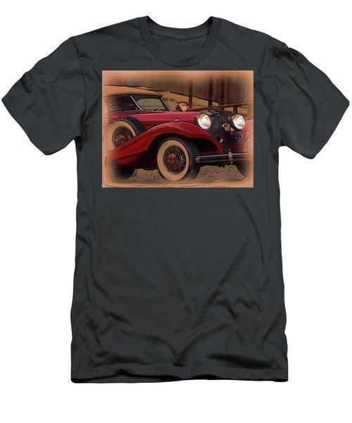 Vintage Mercedes Men's T-Shirt (Athletic Fit)