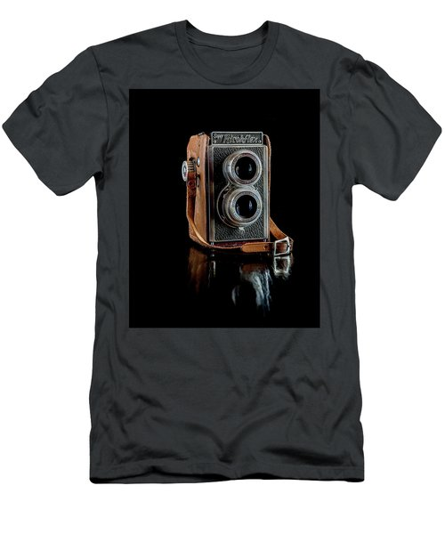 Vintage Ricohflex Camera Men's T-Shirt (Athletic Fit)