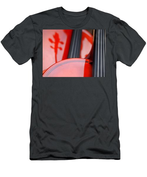Violins Men's T-Shirt (Athletic Fit)