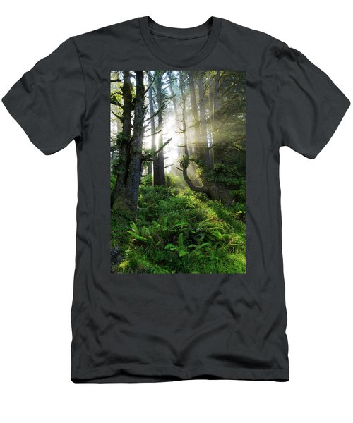 Men's T-Shirt (Slim Fit) featuring the photograph Vision by Chad Dutson