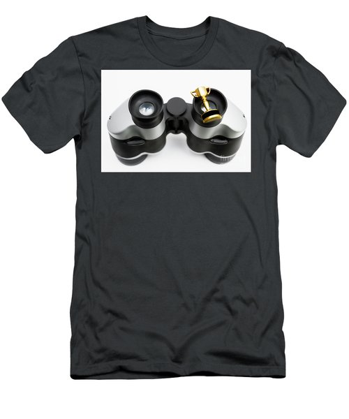 Visions Of Victory Men's T-Shirt (Athletic Fit)