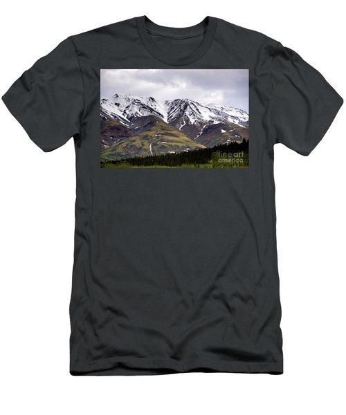 Visit Alaska Men's T-Shirt (Athletic Fit)