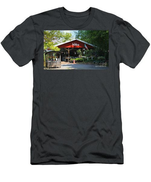 Vito's Farm Stand Men's T-Shirt (Athletic Fit)