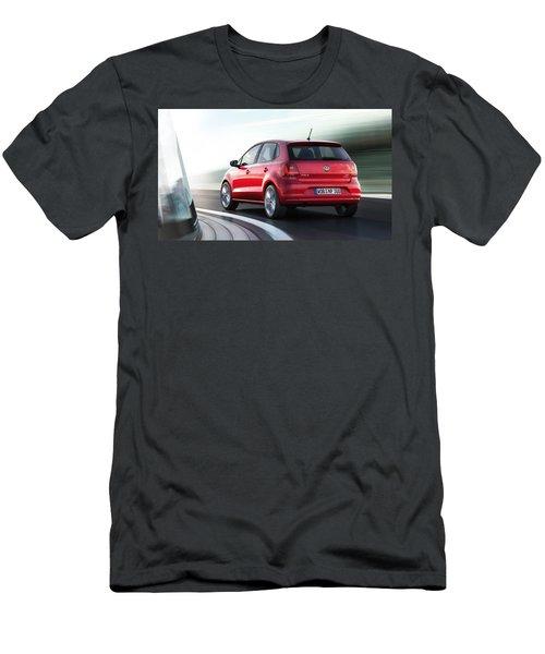 Volkswagen Polo Men's T-Shirt (Athletic Fit)