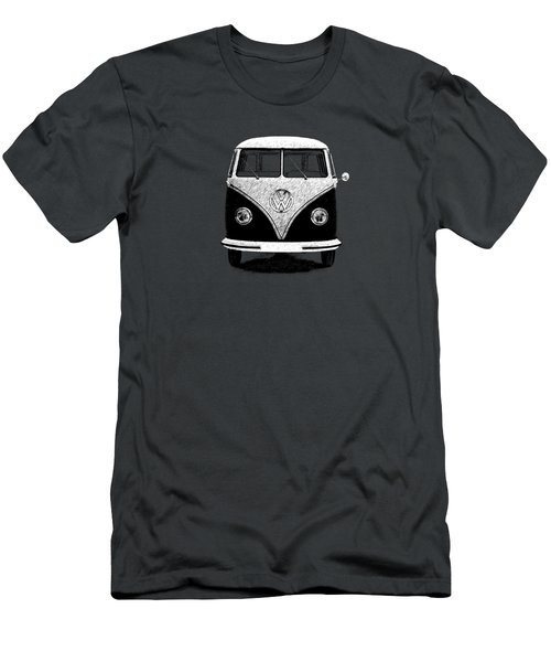 Volkswagen T1 1963 Men's T-Shirt (Athletic Fit)