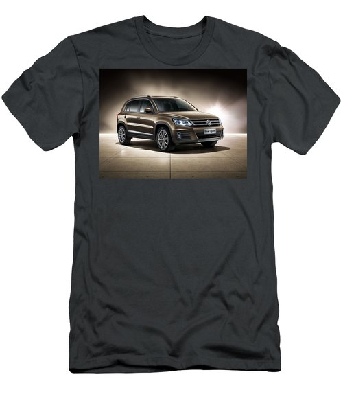 Volkswagen Tiguan Men's T-Shirt (Athletic Fit)