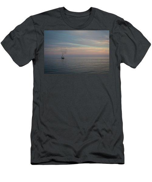Voyage Home 2 Men's T-Shirt (Athletic Fit)