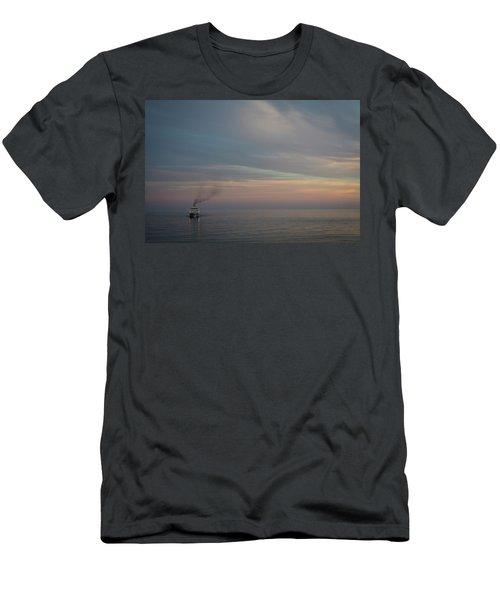 Voyage Home 3 Men's T-Shirt (Athletic Fit)