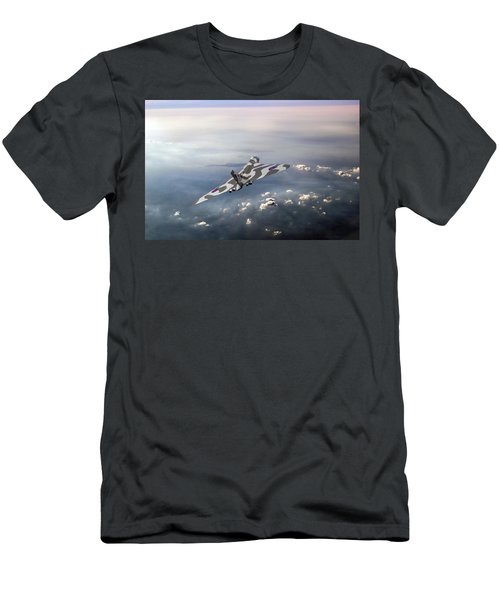 Vulcan Over The Channel Men's T-Shirt (Athletic Fit)