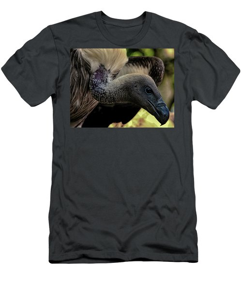 Vulture Men's T-Shirt (Slim Fit) by Martin Newman