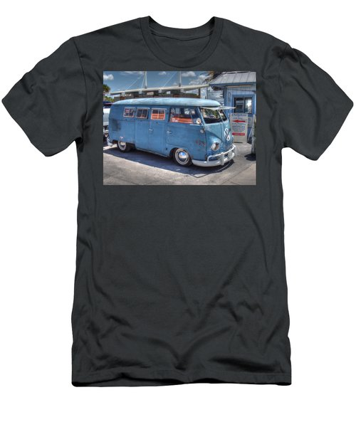 Men's T-Shirt (Athletic Fit) featuring the photograph Vw Beach Buggy by Michael Colgate