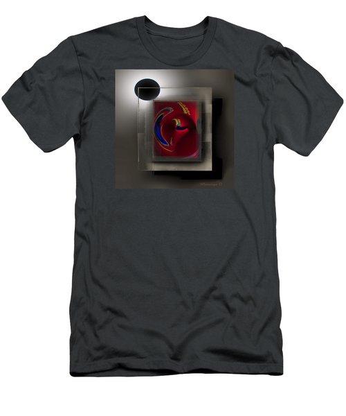 W W Men's T-Shirt (Slim Fit) by Ines Garay-Colomba