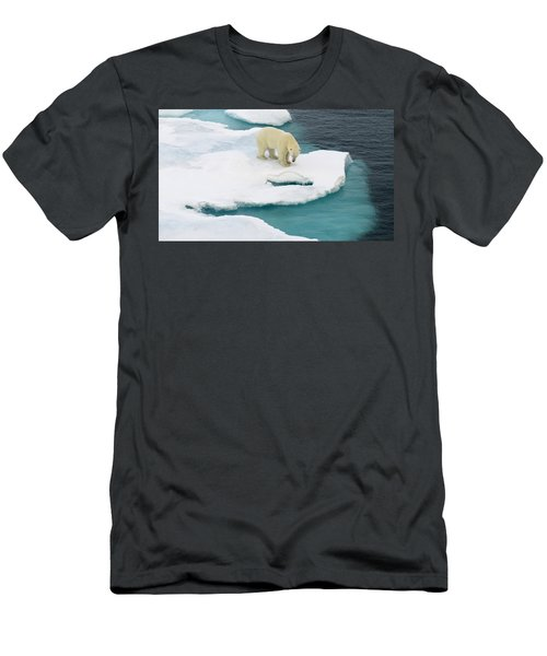 Waiting For Seal Men's T-Shirt (Athletic Fit)