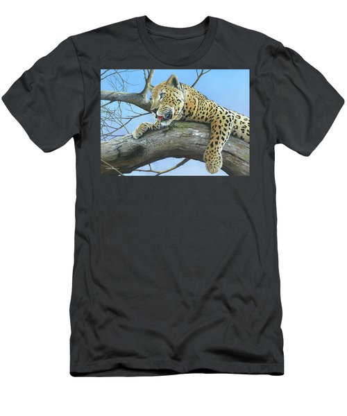 Waiting Game Men's T-Shirt (Athletic Fit)
