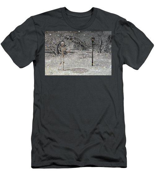 Waiting On A Friend Men's T-Shirt (Athletic Fit)