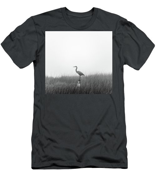 Waiting On The Fog To Clear Men's T-Shirt (Athletic Fit)