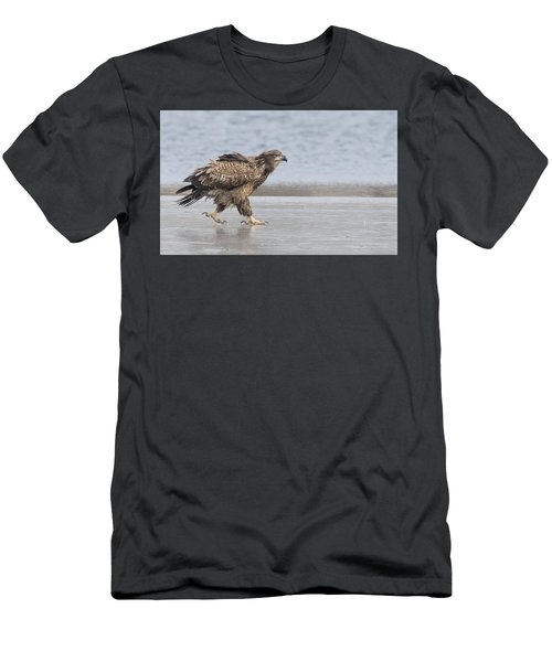 Walk Like An Eagle Men's T-Shirt (Athletic Fit)