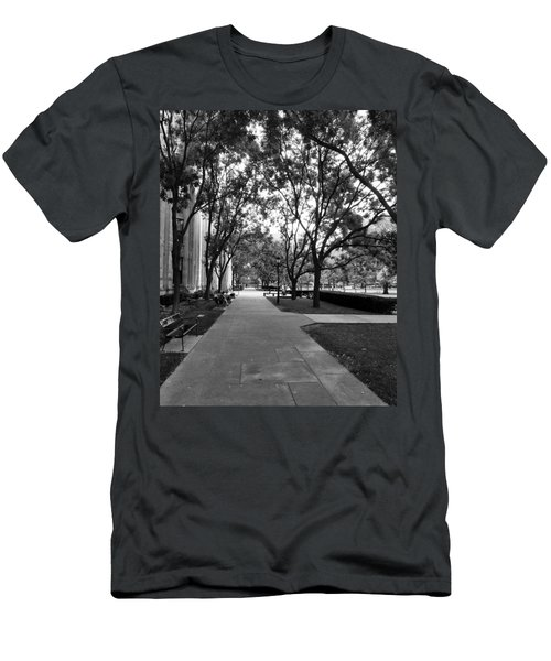Walkway Men's T-Shirt (Athletic Fit)