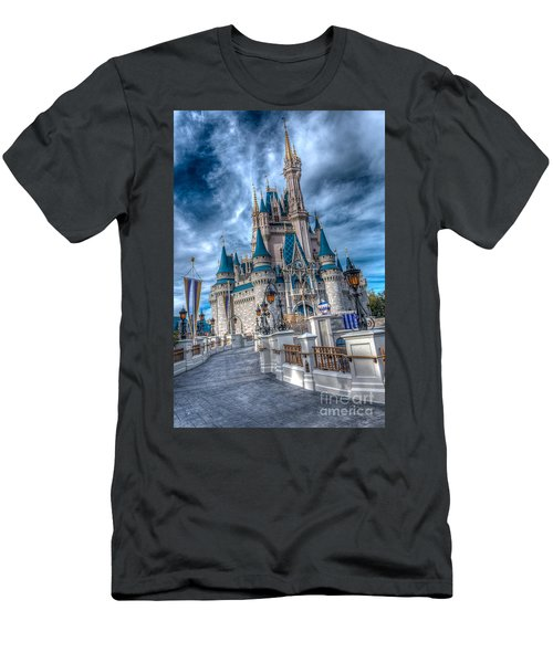 Walkway To Cinderellas Castle Men's T-Shirt (Athletic Fit)