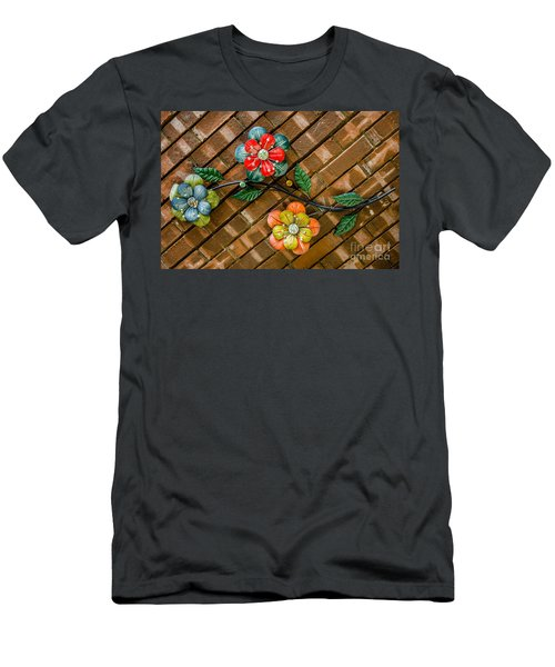 Wall Flowers Men's T-Shirt (Athletic Fit)