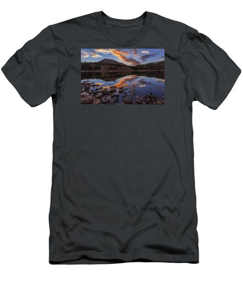 Wall Reflection Men's T-Shirt (Athletic Fit)