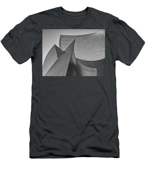 Walt Disney Concert Hall Three Men's T-Shirt (Athletic Fit)