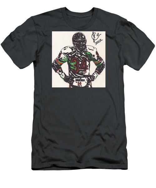 Walter Payton Men's T-Shirt (Athletic Fit)