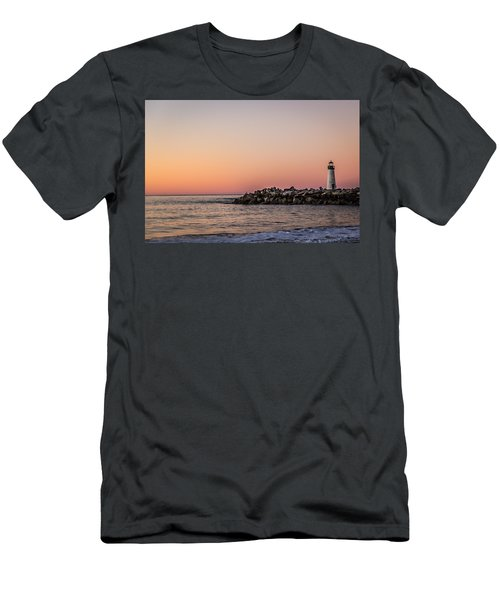 Walton At Sunset Men's T-Shirt (Athletic Fit)