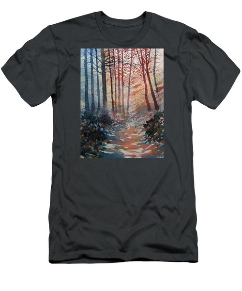 Wander In The Woods Men's T-Shirt (Athletic Fit)